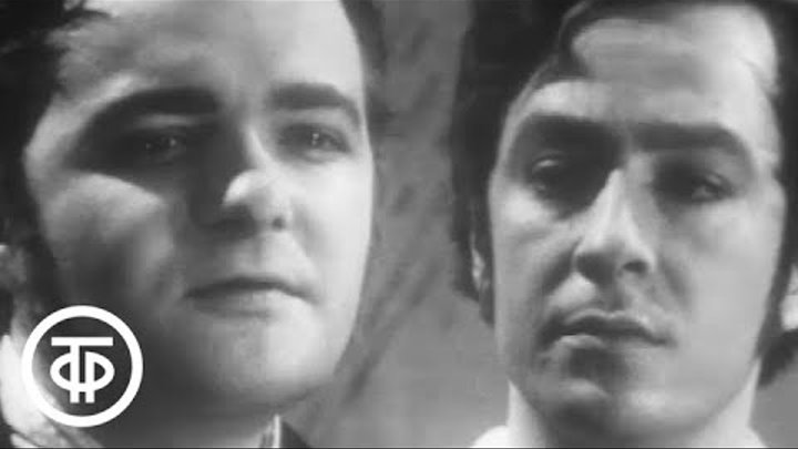 """А.Герцен. Былое и думы. Серия 2 """"Университет"""" (1972)"""