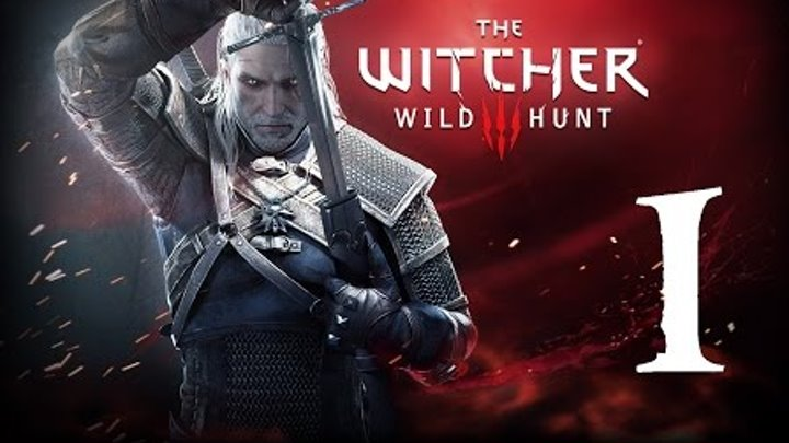 WITCHER 3: WILD HUNT (PREVIEW) - Gameplay Footage - part 1
