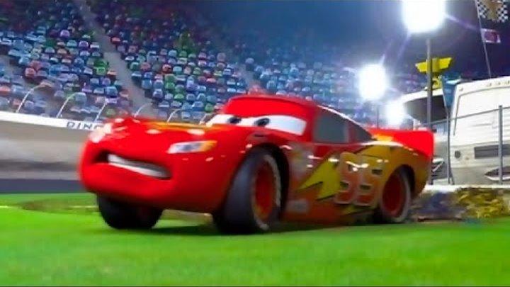 Мультики про Машинки ТАЧКИ МОЛНИЯ МАКВИН СХВАТКА НА СЕВЕРНОЙ ПУСТОШИ. Cars Toon McQueen.Мультик игра