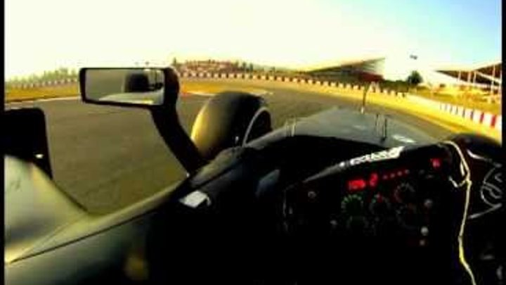 HD | First Time Ever Eye-Level Camera Formula 1 - Lucas di Grassi | Real Driver Point Of View