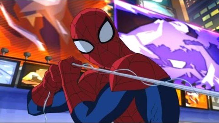 Великий Человек-паук - Песочный человек возвращается - Сезон 2 Серия 48