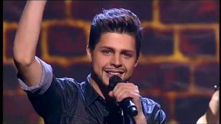 """Евгений Выблов. Рики Мартин - """"Livin La Vida Loka"""".X Factor Казахстан. 4 концерт. 13 серия. 5 сезон."""
