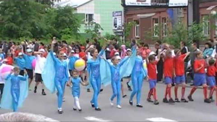 Карнавал в Томске 2013 полная версия