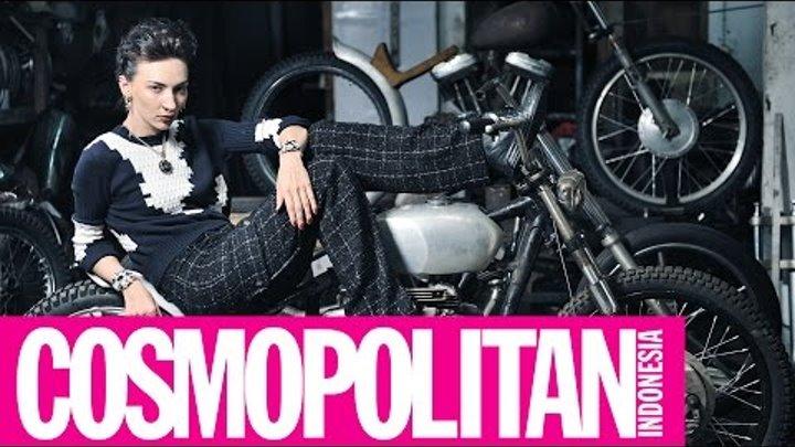 """[Fashion Spread] Chanel Goes Punk on """"Lady Ex Machina"""""""