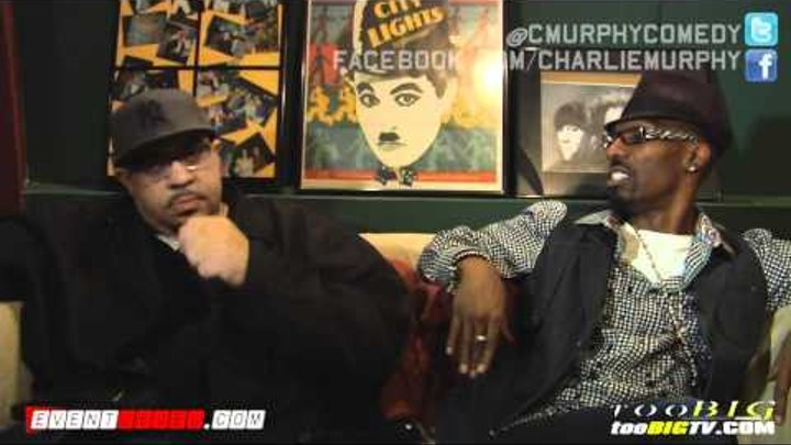 The Illest: Interview with Charlie Murphy and Freez Luv - Part 1