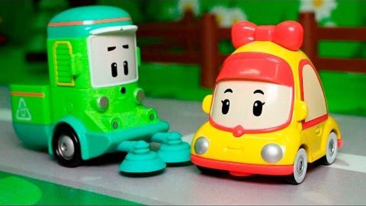Мультики Робокар Поли и его друзья Идеальный праздник. Мультики про машинки. Развивающие мультики