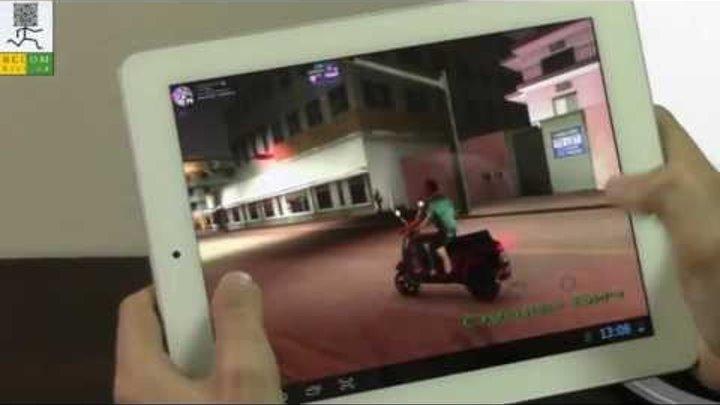 Как устанавливать игры (Gta: vice city) на планшет!