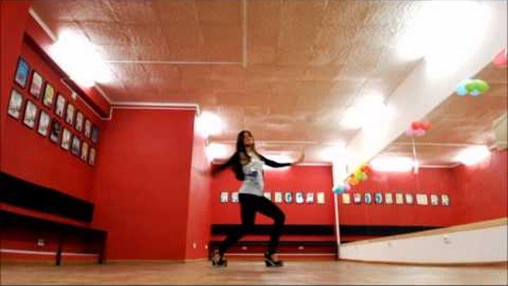 Strip -Dance под DubStep SunRise (Moldova)