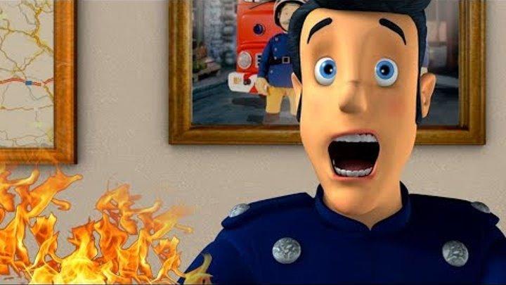 Пожарный Сэм на русском   Новая Программа Подготовки 🚒 Эпизоды Компиляция   Новые серии 🔥 мультфильм