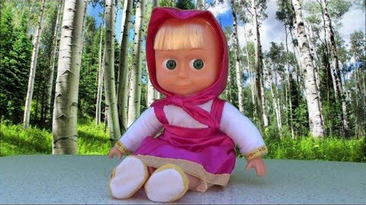 Большая Кукла Маша интерактивная, 100 фраз, 40 см