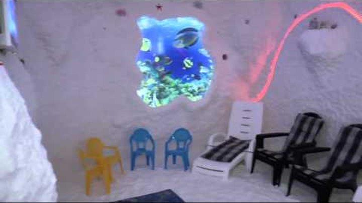 Соляная комната город Грязи, Липецкая область