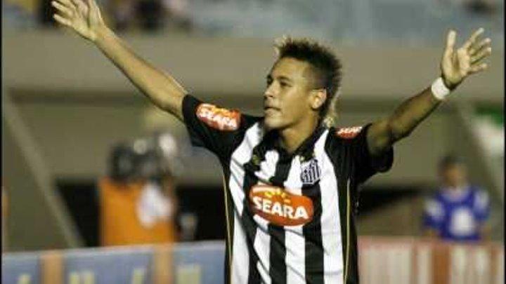 Neymar skills & goals HD - 2011 - 2012