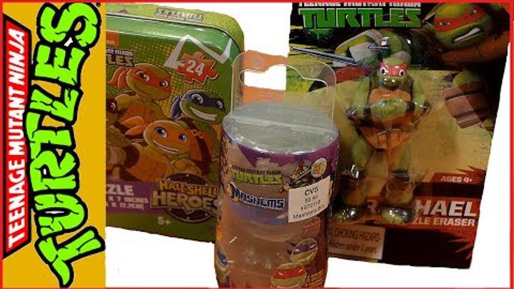 Черепашки ниндзя 2 Игрушки TMNT 2 Toys 2016