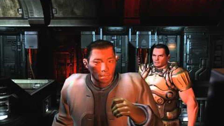 DooM 3: BFG Edition ☠Без ранений☠ #2 Подземка