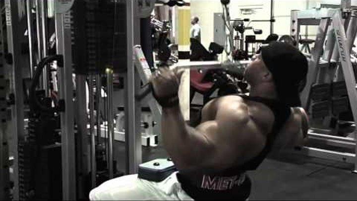 Phil Heath- Motivation movie