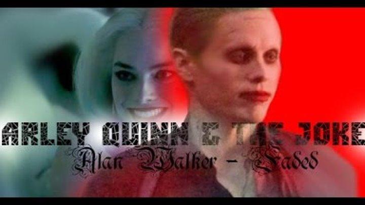 Harley Quinn & The Joker - Харли Квинн & Харли Квинн - Отряд Самоубийц (клип)