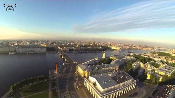 Санкт-Петербург: стрелка Васильевского Острова