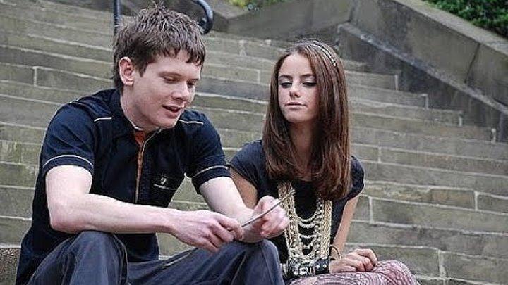 Джеймс Кук и Эффи Стонем (James Cook and Effy Stonem)(Skins)Молокососы 3,4,7 сезон.