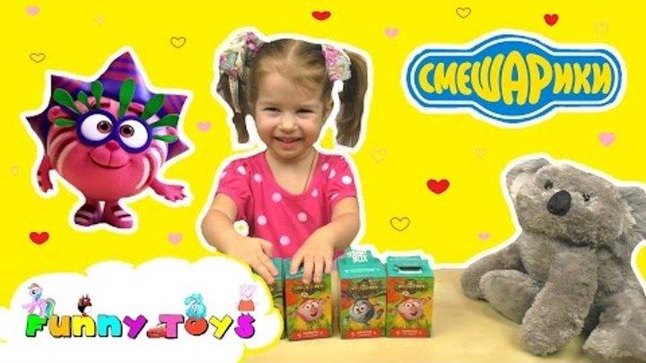 Smeshariki Sweet Box for Children | Новая серия Легенда о Золотом Драконе | Смешарики Свит Бокс