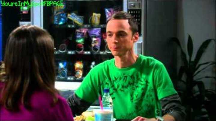 Sheldon And Amy Break Up - The Big Bang Theory