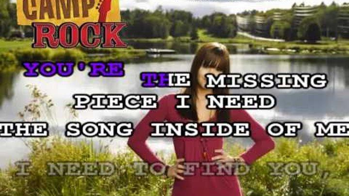 This is me (Karaoke)