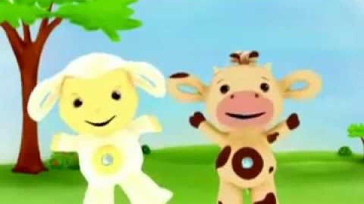 Тини Лав ПОЛНАЯ ВЕРСИЯ - Развивающий мультфильм для детей Tiny Love