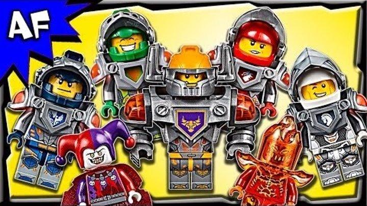 Мультик Игра Лего Рыцари Нексо. Битва с Випиреллой .Часть №16#Лего