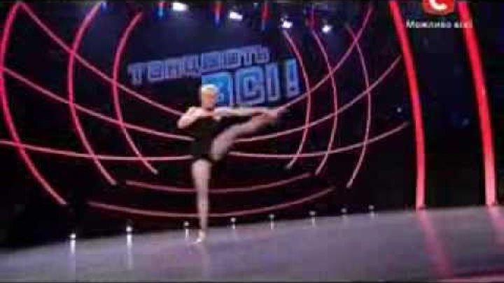 Танцуют все 6 сезон - Евгения Осетинская