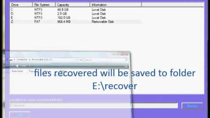 Recover deleted files from android mobile phone with Android data recovery app/software