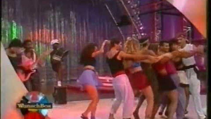 """Kaoma Lambada Chorando se Foi live.""""Loalwa Braz"""""""