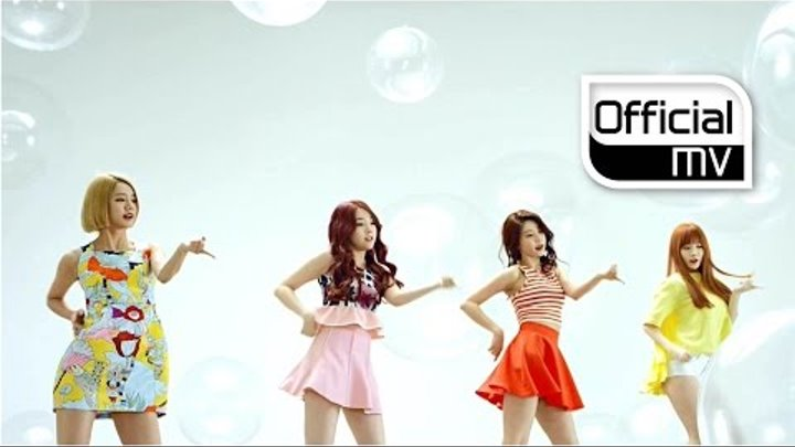 [MV] GIRL'S DAY(걸스데이) _ Hello Bubble