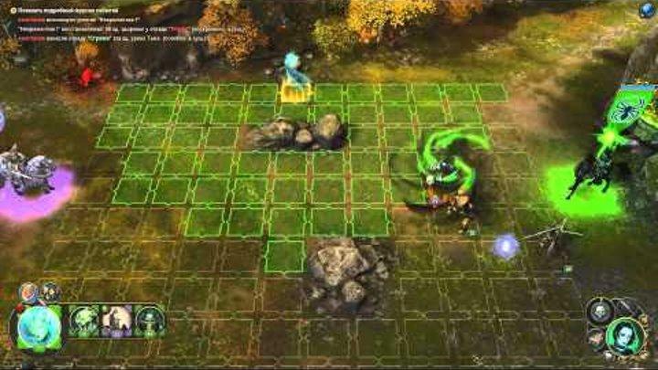 прохождение игры герои меча и магии 6 компания нежити № 5 внутренние демоны