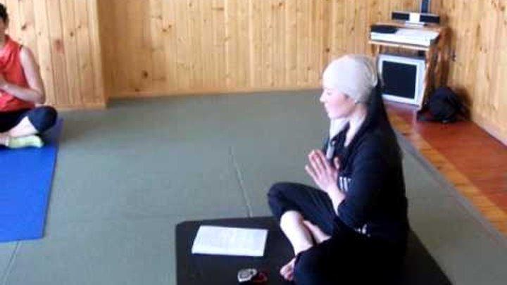 http://yoga-azn.ru Кундалини йога видео. Ади мантра.