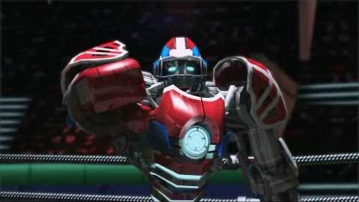 Real Steel World Robot Boxing [Official Trailer]