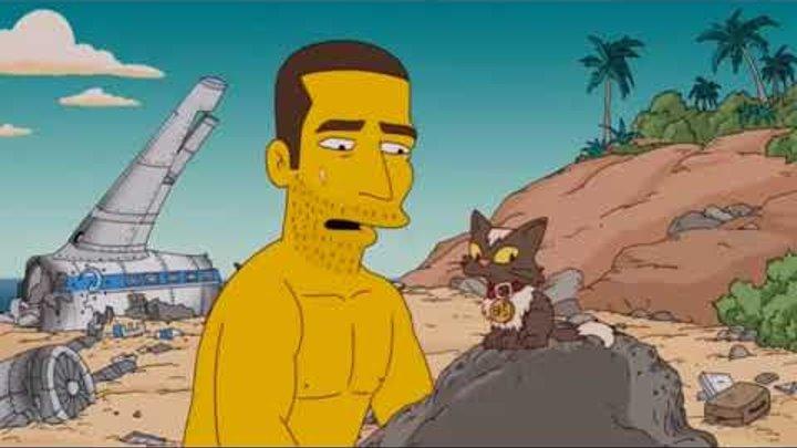 Симпсоны - самые смешные моменты (Девушка Барта и эпидемия от Симпсонов)