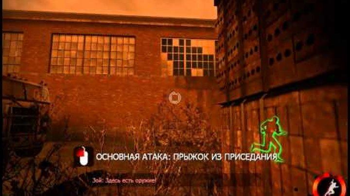 Неадекватные зомби в Left 4 Dead 2 :D