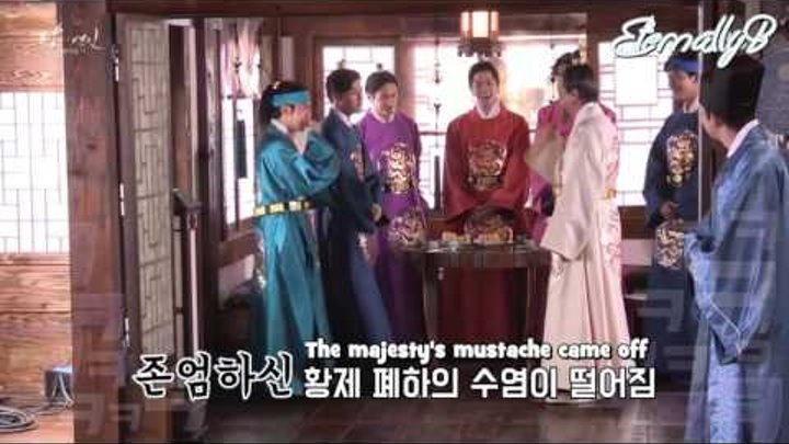 [ENG SUBS] MOON LOVERS BTS - Baekhyun The Mood Maker Cut