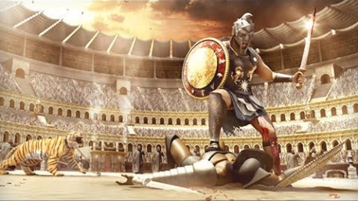 Как Питались ГЛАДИАТОРЫ Древнего Рима