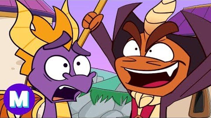 Spyro's Bad Day (Spyro Parody)