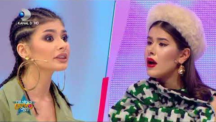 Bravo, ai stil! All Stars (12.03.2018) - Marisa si Denisa, in conflict! Denisa a inceput sa planga!