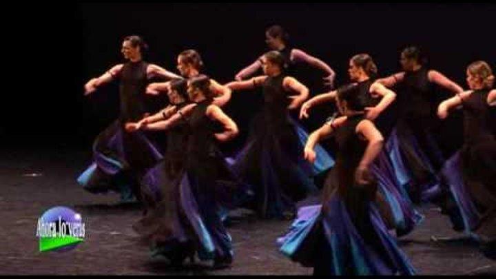 """Ahora lo verás - Escuela de Danza Duende """"Sin fronteras"""" (Riverdance) - Almería 2009"""