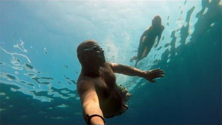 Пляжи и море на островах Хорватии