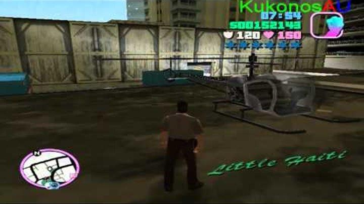"""Что нужно для 100%-го прохождения игры """"GTA: Vice City""""?"""