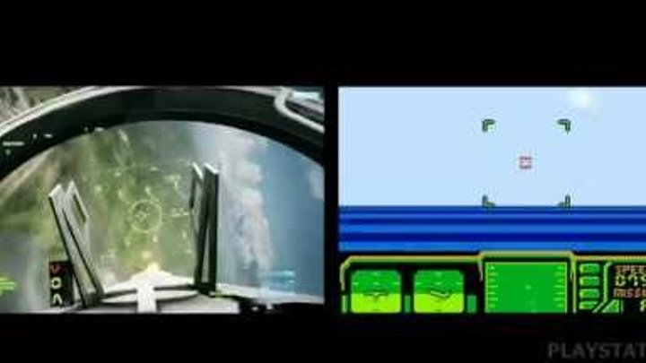 Battlefield 3 comparation PC vs. Playstation3 Split Screen