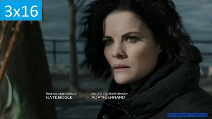 Слепое пятно 3 сезон 16 серия - Русское Промо (Субтитры, 2018) Blindspot 3x16 Trailer/Promo