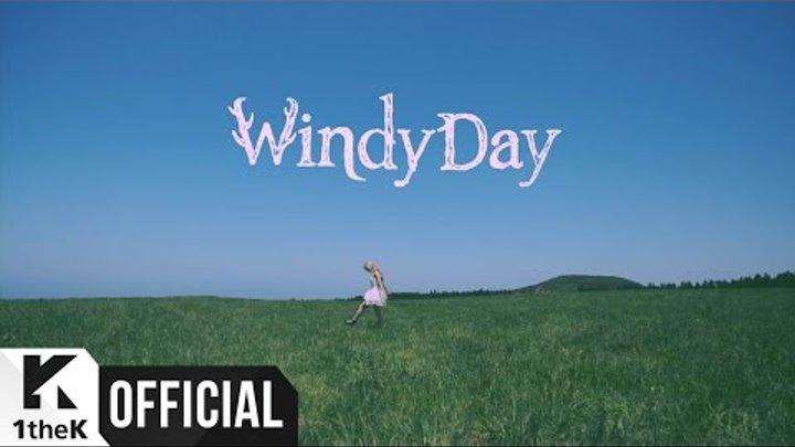 [MV] OH MY GIRL(오마이걸) _ WINDY DAY