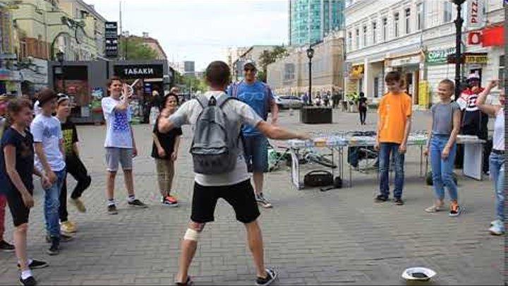 ЕкБ Вайнера уличные танцы. 20.06.18 MVI 5971