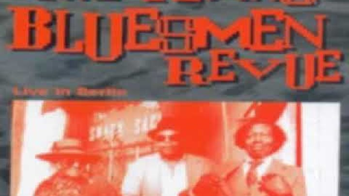 Texas Bluesmen Revue - Live In Berlin - 1995 - The Hustler - Dimitris Lesini Greece