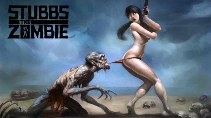 Прохождение Stubbs the Zombie в переводе Гоблина Серия 1