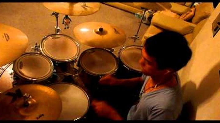 Tinie Tempah - Written In The Stars ft Eric Turner (Drum Cover)